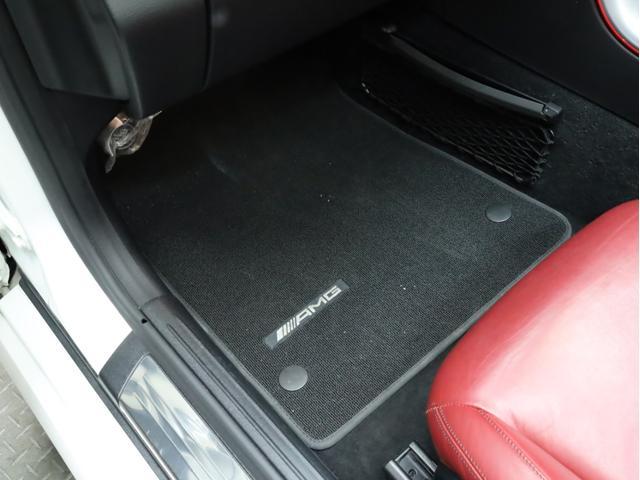 SLK200レーダーセーフティエディション 禁煙 特別仕様車 AMGスポーツパッケージ マジックスカイコントロールルーフ 赤革 純正ナビTV バックカメラ 前後コーナーセンサー レーダーセーフティパッケージ(52枚目)