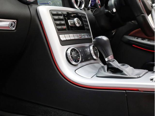 SLK200レーダーセーフティエディション 禁煙 特別仕様車 AMGスポーツパッケージ マジックスカイコントロールルーフ 赤革 純正ナビTV バックカメラ 前後コーナーセンサー レーダーセーフティパッケージ(53枚目)