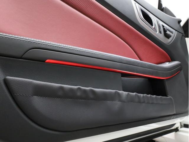 SLK200レーダーセーフティエディション 禁煙 特別仕様車 AMGスポーツパッケージ マジックスカイコントロールルーフ 赤革 純正ナビTV バックカメラ 前後コーナーセンサー レーダーセーフティパッケージ(54枚目)