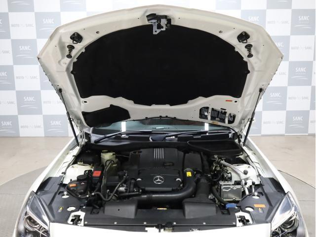 SLK200レーダーセーフティエディション 禁煙 特別仕様車 AMGスポーツパッケージ マジックスカイコントロールルーフ 赤革 純正ナビTV バックカメラ 前後コーナーセンサー レーダーセーフティパッケージ(70枚目)