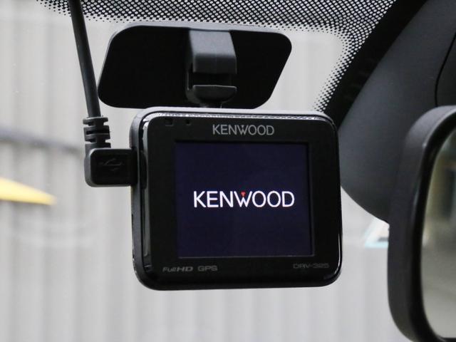 ターボ 禁煙車 ケンウッド製ドラレコ ETC リアコーナーセンサー クルコン 15AW スペアキー 取説 新車時保証書 フロアマット(25枚目)
