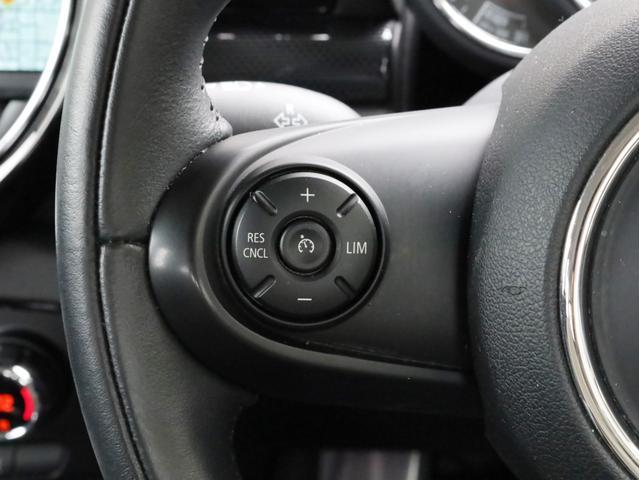 クーパーSD クラブマン 禁煙 LEDライト ペッパーPKG 純ナビ Bluetooth接続可 Bカメラ リアコーナーセンサー D記録簿(H29、30、R01、02) スペアキー有 取説 新車時保証書(33枚目)