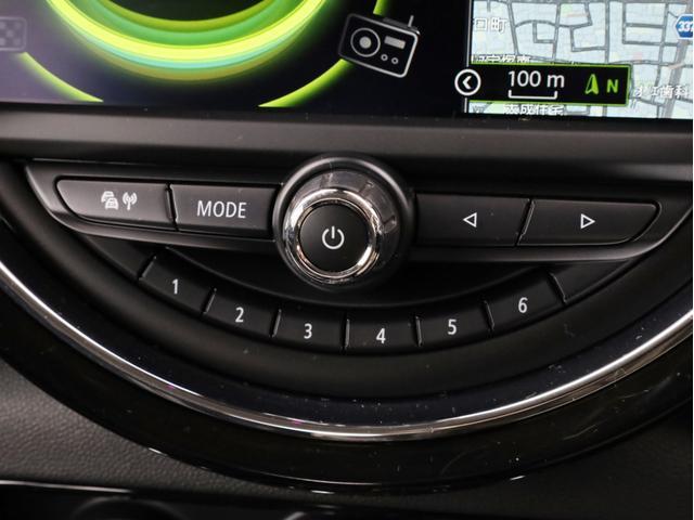 クーパーSD クラブマン 禁煙 LEDライト ペッパーPKG 純ナビ Bluetooth接続可 Bカメラ リアコーナーセンサー D記録簿(H29、30、R01、02) スペアキー有 取説 新車時保証書(39枚目)