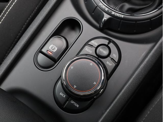 クーパーSD クラブマン 禁煙 LEDライト ペッパーPKG 純ナビ Bluetooth接続可 Bカメラ リアコーナーセンサー D記録簿(H29、30、R01、02) スペアキー有 取説 新車時保証書(41枚目)