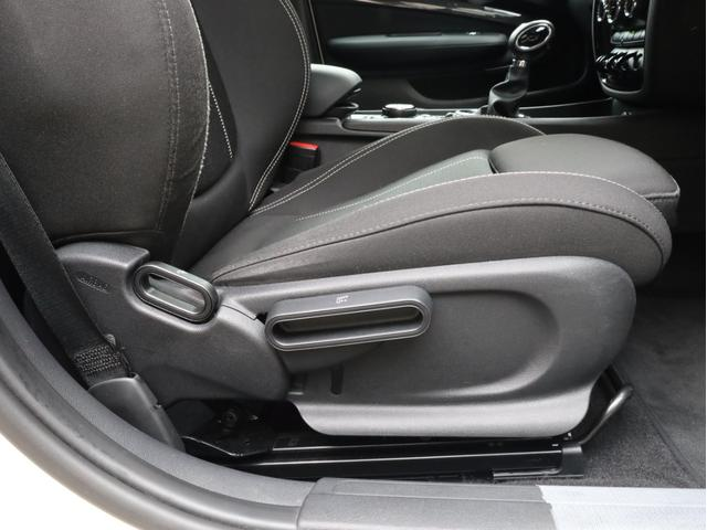 クーパーSD クラブマン 禁煙 LEDライト ペッパーPKG 純ナビ Bluetooth接続可 Bカメラ リアコーナーセンサー D記録簿(H29、30、R01、02) スペアキー有 取説 新車時保証書(58枚目)