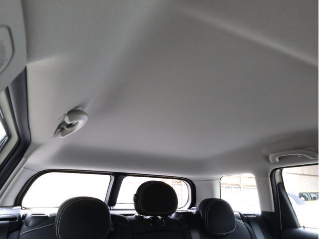 クーパーSD クラブマン 禁煙 LEDライト ペッパーPKG 純ナビ Bluetooth接続可 Bカメラ リアコーナーセンサー D記録簿(H29、30、R01、02) スペアキー有 取説 新車時保証書(61枚目)