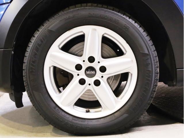 クーパー クロスオーバー オール4 禁煙 ディーラー整備記録簿 フルタイム4WD バイキセノンライト・16インチアルミ・ETC・ドライブレコーダー(22枚目)