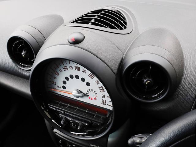 クーパー クロスオーバー オール4 禁煙 ディーラー整備記録簿 フルタイム4WD バイキセノンライト・16インチアルミ・ETC・ドライブレコーダー(34枚目)