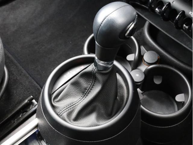 クーパー クロスオーバー オール4 禁煙 ディーラー整備記録簿 フルタイム4WD バイキセノンライト・16インチアルミ・ETC・ドライブレコーダー(35枚目)