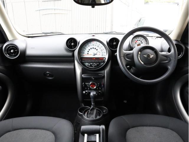 クーパー クロスオーバー オール4 禁煙 ディーラー整備記録簿 フルタイム4WD バイキセノンライト・16インチアルミ・ETC・ドライブレコーダー(41枚目)