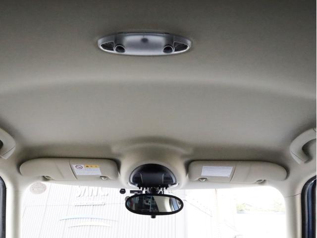 クーパー クロスオーバー オール4 禁煙 ディーラー整備記録簿 フルタイム4WD バイキセノンライト・16インチアルミ・ETC・ドライブレコーダー(42枚目)