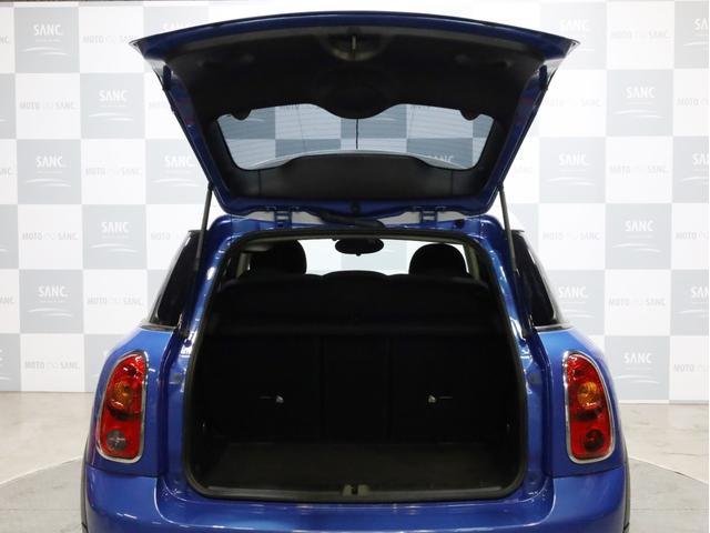クーパー クロスオーバー オール4 禁煙 ディーラー整備記録簿 フルタイム4WD バイキセノンライト・16インチアルミ・ETC・ドライブレコーダー(72枚目)