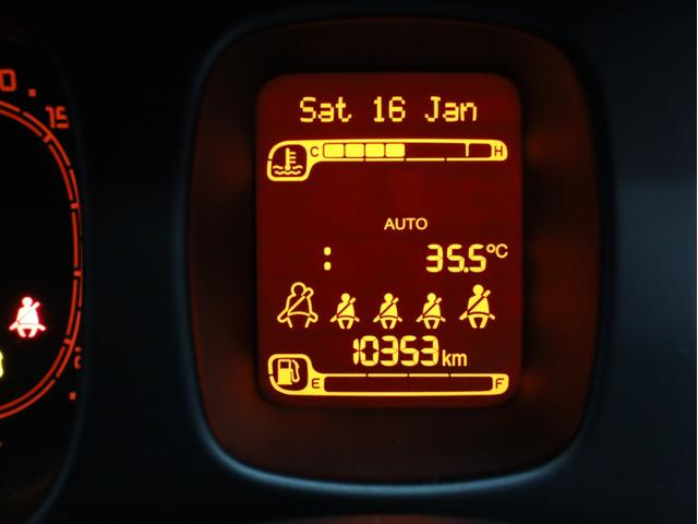 イージー 禁煙車 純正15インチアルミホイール 純正CDオーディオ サイドバイザー ETC アイドリングストップ スペアキー(11枚目)