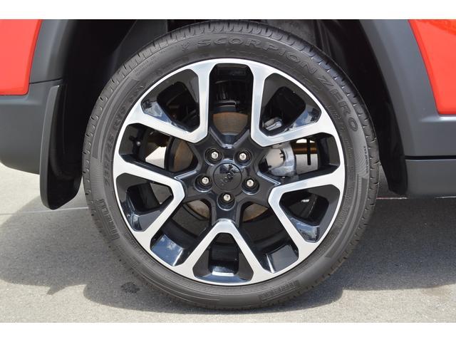 クライスラー・ジープ クライスラージープ コンパス ロンジチュード 正規ディーラー車 OPアルミ 純正ナビ