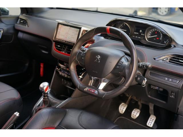 GTi ターボ 6MT ナビ・フルセグTV バックカメラ(12枚目)
