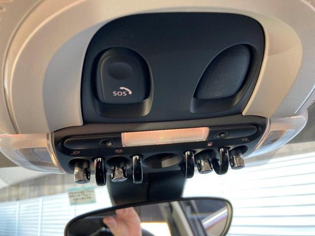 クーパーD 5ドア 弊社デモカー ペッパーPKG カメラ&パーキングアシスト LEDヘッドライト フロントリアPDC ホワイトルーフ&ミラーキャップ ETC(38枚目)