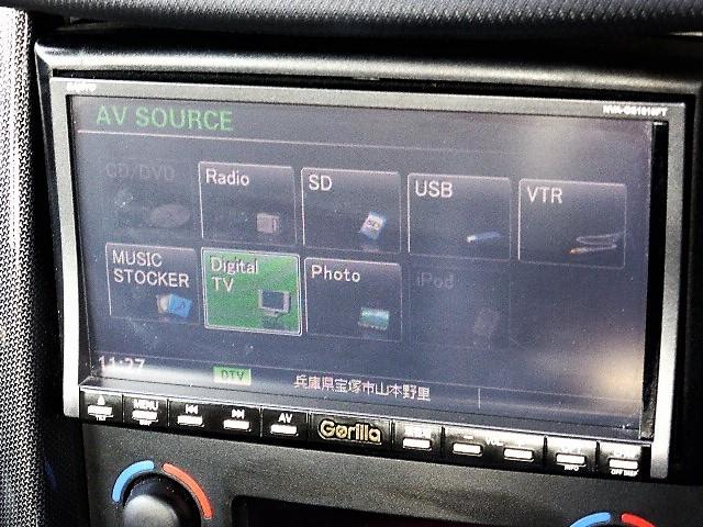 プジョー プジョー 207 シエロ 正規D車 ナビ地デジ ETC Gルーフ ハーフレザー