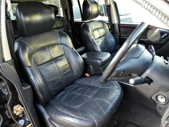 クライスラー・ジープ クライスラージープ グランドチェロキー リミテッド 正規D車 黒革 社外ナビ ETC JEEPアルミ
