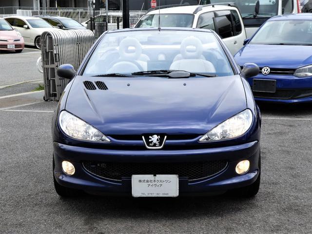 CC ミッドナイトブルー 正規D車 本革 特別仕様 ETC(2枚目)