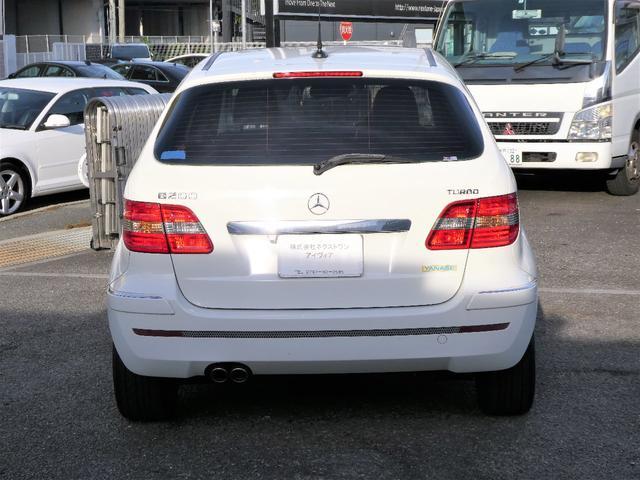メルセデス・ベンツ M・ベンツ B200 ターボ 正規D車 1オーナー ナビ地デジBカメ