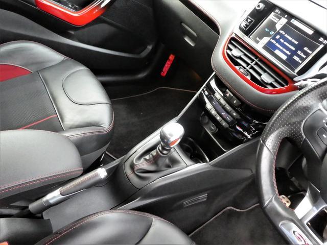 GTi 正規D車 6MT ハーフレザー(17枚目)