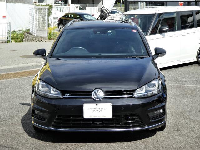 「フォルクスワーゲン」「VW ゴルフヴァリアント」「ステーションワゴン」「兵庫県」の中古車8