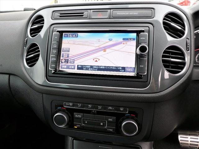 TSIブルーモーションテクノロジーRラインパッケージ 1年保証付/170項目 正規D車 ナビ地デジBカメETC キセノン アイドリングストップ(22枚目)