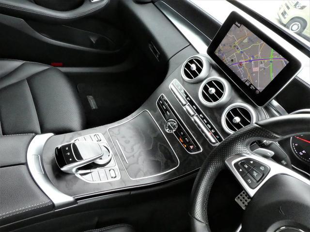 C220dアバンギャルド AMGライン 1年保証付/170項目 正規D車 黒革 純正ナビ地デジBカメラETC LEDライト レーダーセーフティーPKG(21枚目)