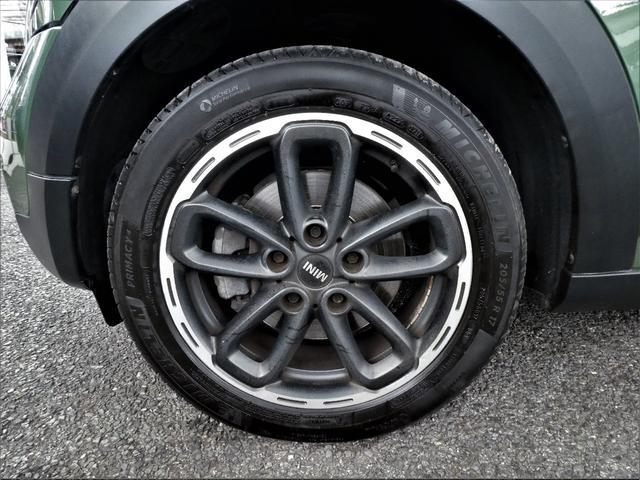 クーパーSD クロスオーバー 1年保証付/170項目 正規D車 社外ナビ地デジETC キセノン ドラレコ(13枚目)