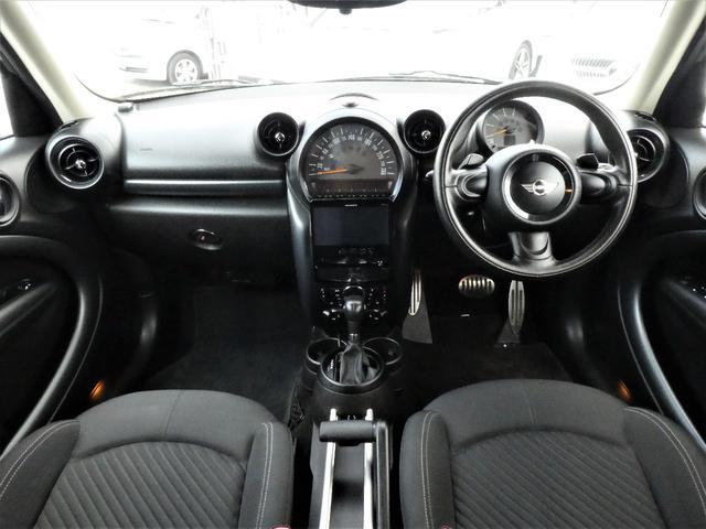 クーパーSD クロスオーバー 1年保証付/170項目 正規D車 社外ナビ地デジETC キセノン ドラレコ(14枚目)