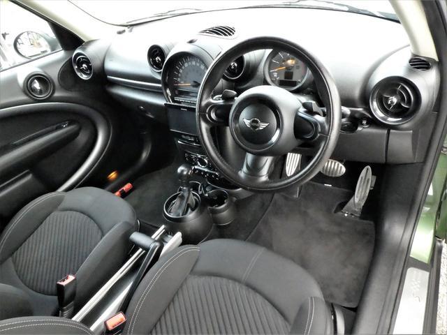 クーパーSD クロスオーバー 1年保証付/170項目 正規D車 社外ナビ地デジETC キセノン ドラレコ(15枚目)