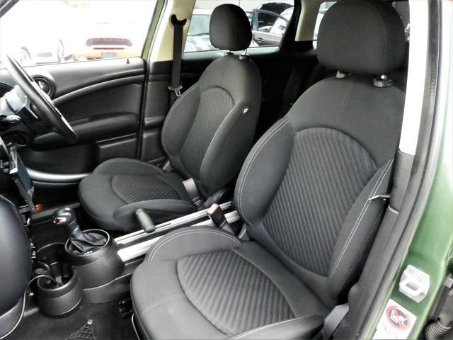 クーパーSD クロスオーバー 1年保証付/170項目 正規D車 社外ナビ地デジETC キセノン ドラレコ(18枚目)
