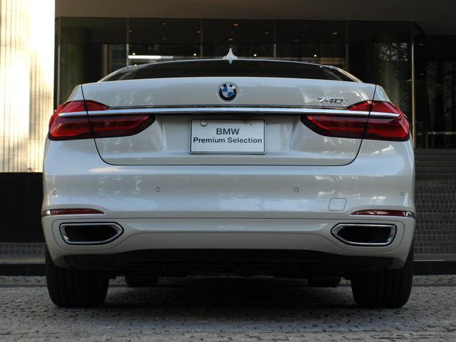 BMW BMW 740i 弊社デモカー プラスPKG レーザーライト