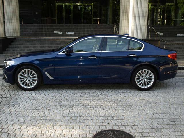 BMW BMW 523d ラグジュアリー 弊社デモカー イノベーションPKG