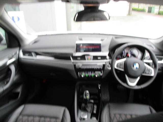 xDrive 20i xライン登録済未使用車ACC電動ゲート(11枚目)