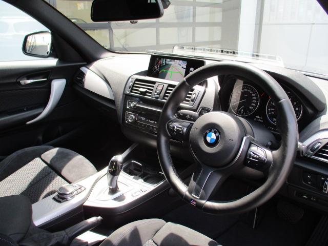 118i Mスポーツ 弊社下取り車 コンフォートPKG パーキングサポートPKG リヤビューカメラ コンフォートアクセス 左右独立オートエアコン Bluetoothオーディオ(21枚目)
