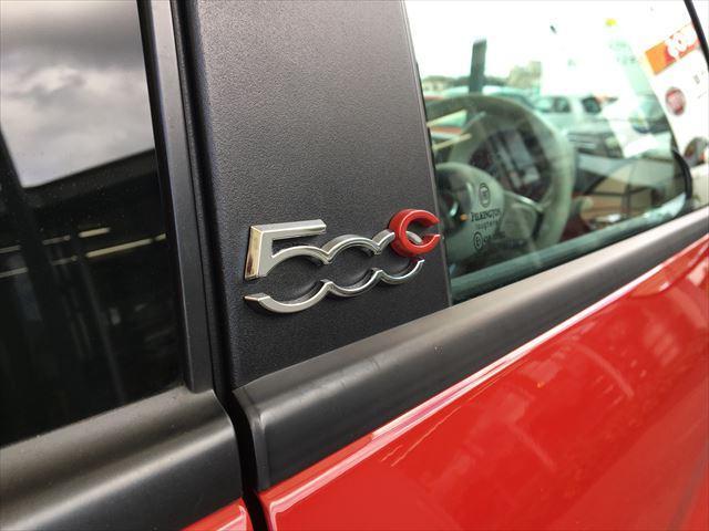 「フィアット」「フィアット 500C」「コンパクトカー」「大阪府」の中古車14