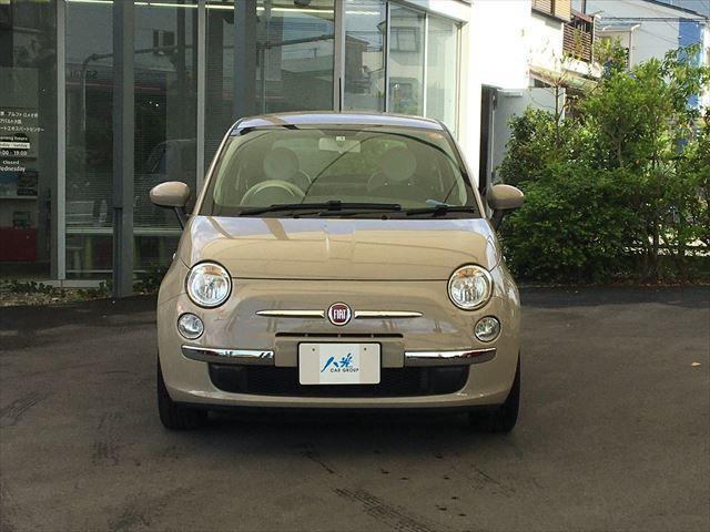 「フィアット」「フィアット 500」「コンパクトカー」「大阪府」の中古車43
