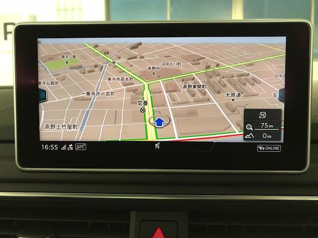 アウディ アウディ A4アバント 2.0TFSIクワトロスポーツ Sline 当社デモカー