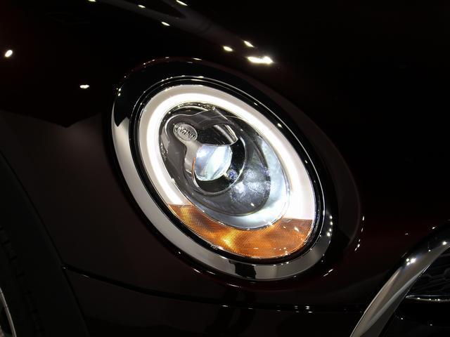 クーパーS クラブマン ペッパーパッケージ 17インチアロイホイール クルーズコントロール LEDヘッドライト LEDフォグ(9枚目)