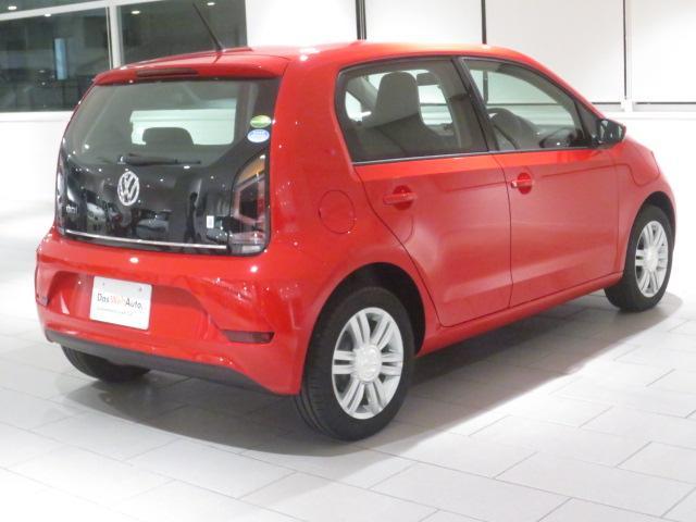 「フォルクスワーゲン」「VW アップ!」「コンパクトカー」「京都府」の中古車3