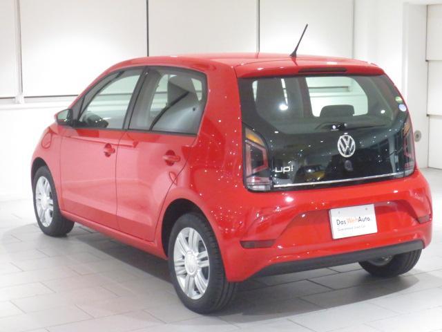「フォルクスワーゲン」「VW アップ!」「コンパクトカー」「京都府」の中古車5