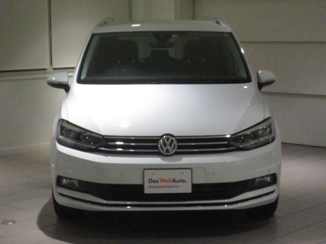 「フォルクスワーゲン」「VW ゴルフトゥーラン」「ミニバン・ワンボックス」「京都府」の中古車2