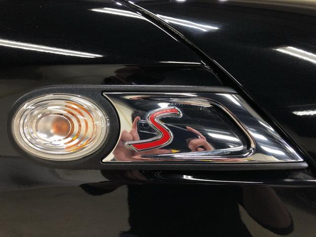 クーパーS R56後期モデル ターボ サンルーフ カロッツェリアサイバーナビHDDフルセグブルートゥース バックカメラ 禁煙車 Goo鑑定付き(25枚目)