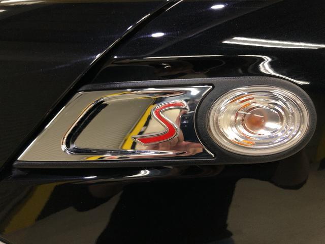 クーパーS R56後期モデル ターボ サンルーフ カロッツェリアサイバーナビHDDフルセグブルートゥース バックカメラ 禁煙車 Goo鑑定付き(26枚目)