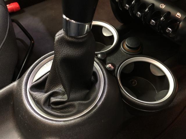 クーパーS R56後期モデル ターボ サンルーフ カロッツェリアサイバーナビHDDフルセグブルートゥース バックカメラ 禁煙車 Goo鑑定付き(63枚目)