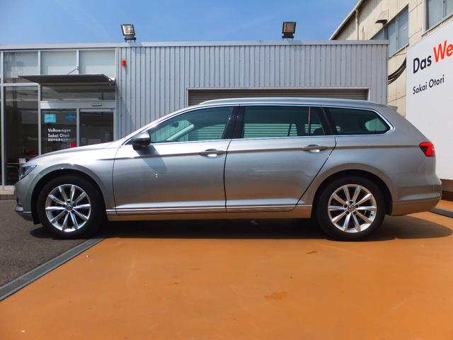 フォルクスワーゲン VW パサートヴァリアント TSIコンフォートライン SDナビ 地デジ ETC