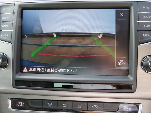 TSIコンフォートライン SDナビ 地デジ バックカメラ(11枚目)
