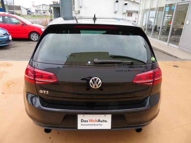 「フォルクスワーゲン」「VW ゴルフGTI」「コンパクトカー」「大阪府」の中古車3
