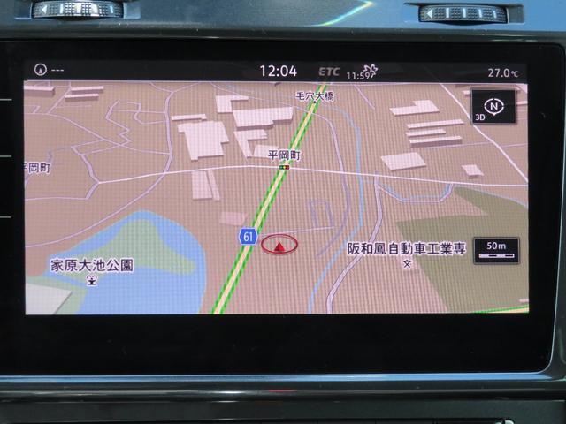 TSIコンフォートライン SDナビ 地デジ ETC2.0 Bluetoothハンズフリー バックカメラ LEDライト(10枚目)